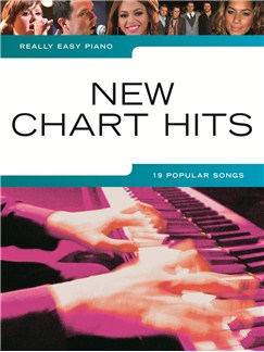 Really Easy Piano: New Chart Hits Books | Piano