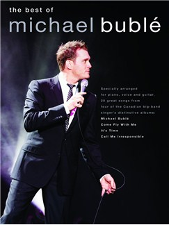 Michael Bublé: The Best Of Livre | Piano, Chant et Guitare