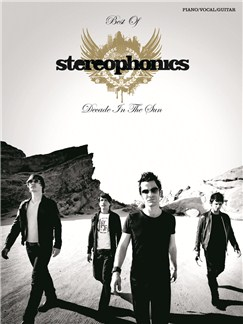 Stereophonics: Decade In The Sun - Best Of Books | Piano, Vocal & Guitar