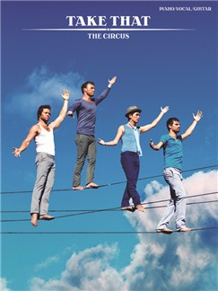 Take That: The Circus (PVG) Books | Piano, Vocal & Guitar