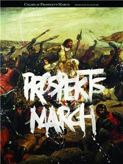 Coldplay: Prospekt's March Livre | Piano, Chant et Guitare