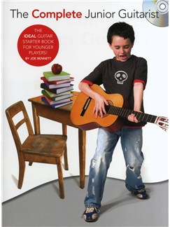 Joe Bennett: The Complete Junior Guitarist Books and CDs | Guitar
