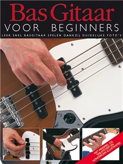 Bas Gitaar Voor Beginners Books and CDs | Bass Guitar