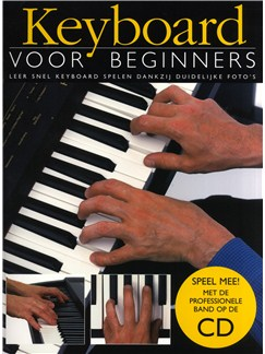 Keyboard Voor Beginners (Book/CD) Books and CDs | Keyboard
