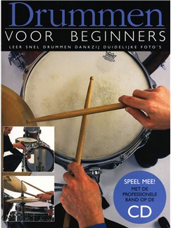 Drummen Voor Beginners - Boek/CD Books and CDs | Drums