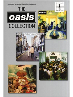 The Oasis Collection Books | Guitar Tab