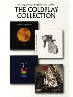 The Coldplay Collection Books | Piano, Vocal & Guitar