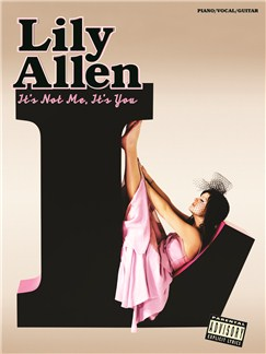Lily Allen: It's Not Me, It's You Books | Piano, Vocal & Guitar