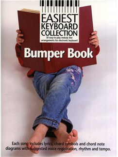 Easiest Keyboard Collection: Bumper Book Books | Keyboard