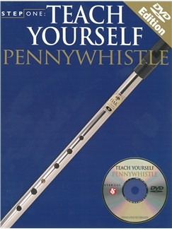 Step One: Teach Yourself Pennywhistle - DVD Edition Books, CDs and DVDs / Videos | Pennywhistle