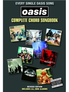 Oasis: Complete Chord Songbook (2009 Revised Edition) Books | Lyrics & Chords
