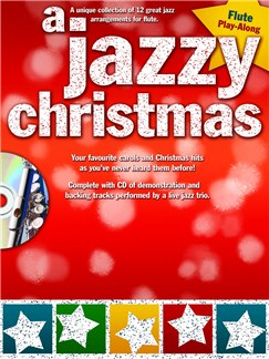 A Jazzy Christmas - Flute Books and CDs | Flute