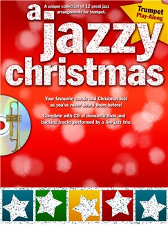 A Jazzy Christmas - Trumpet Books and CDs | Trumpet
