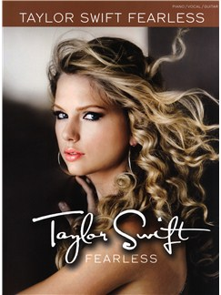 Taylor Swift: Fearless (PVG) Livre | Piano, Chant et Guitare