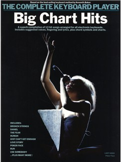 The Complete Keyboard Player: Big Chart Hits Books | Keyboard