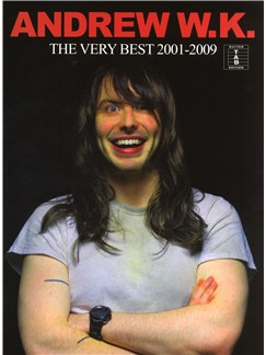 Andrew W.K.: The Very Best - 2001 To 2009 Books | Guitar Tab, Voice