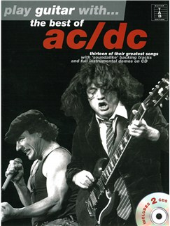 Play Guitar With... The Best Of AC/DC Books and CDs | Guitar Tab