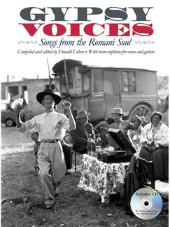 Gypsy Voices - Songs From The Romani Soul (Paperback) Books and CDs | Melody Line, Lyrics & Chords