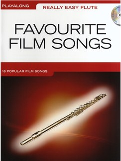 Really Easy Flute: Favourite Film Songs Books and CDs | Flute