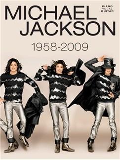 Michael Jackson: 1958 To 2009 Books | Piano, Vocal & Guitar