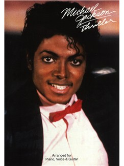 Michael Jackson: Thriller (PVG) Books | Piano, Vocal & Guitar
