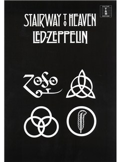 Led Zeppelin: Stairway To Heaven (TAB) Books | Guitar Tab