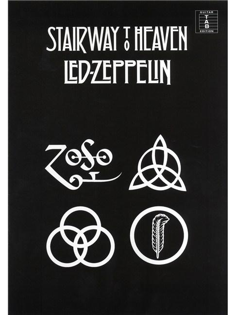 Led Zeppelin: Stairway To Heaven (TAB) - Guitar Tab Digital Sheet ...