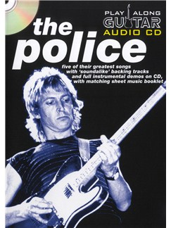 Play Along Guitar Audio CD: The Police Books and CDs | Guitar Tab