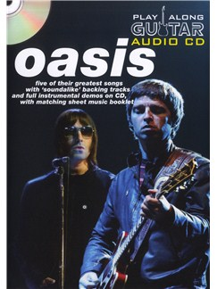Play Along Guitar Audio CD: Oasis Books and CDs | Guitar Tab