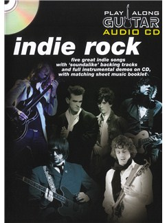 Play Along Guitar Audio CD: Indie Rock Books and CDs | Guitar Tab