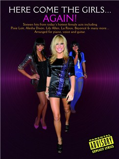 Here Come The Girls... Again! Books | Piano, Vocal & Guitar