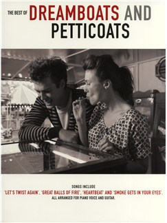 Dreamboats And Petticoats - The Best Of Livre | Piano, Chant et Guitare