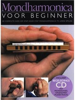 Mondharmonica Voor Beginner Books and CDs | Harmonica