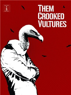 Them Crooked Vultures Books | Guitar, Guitar Tab, Voice