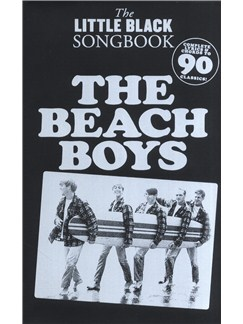 The Little Black Songbook: The Beach Boys Books | Lyrics & Chords