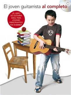 El Joven Guitarrista Al Completo CD y Libro | Guitarra