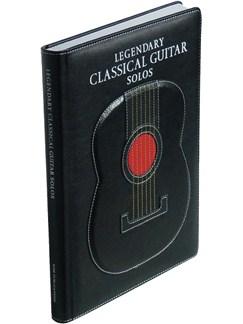Legendary Classical Guitar Solos Books | Guitar