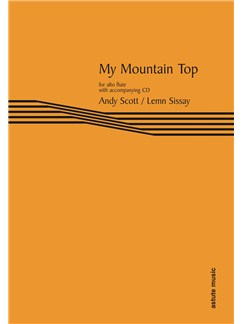 Andy Scott: My Mountain Top Books and CDs | Alto Flute