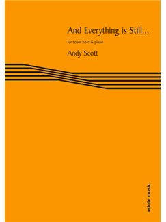 Andy Scott: And Everything Is Still Books | Tenor Horn, Piano Accompaniment
