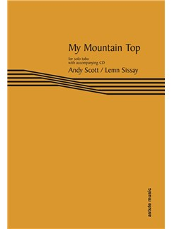 Andy Scott: My Mountain Top (Tuba) Books and CDs | Tuba