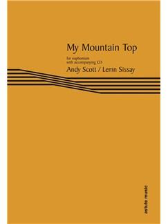 Andy Scott: My Mountain Top (Euphonium TC) Books and CDs | Euphonium