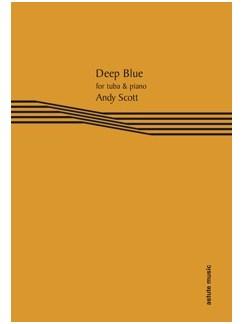 Andy Scott: Deep Blue Books | Tuba, Piano Accompaniment