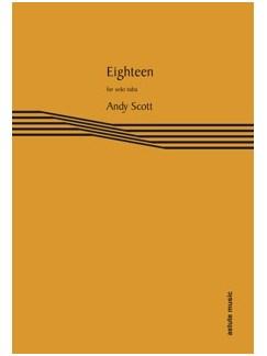 Andy Scott: Eighteen (Tuba) Books | Tuba