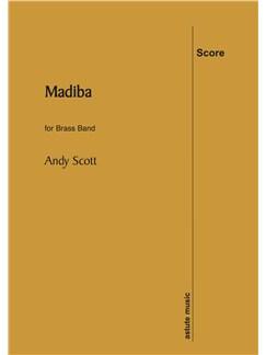 Andy Scott: Madiba - Score Books | Brass Band