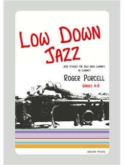 Low Down Jazz Books   Clarinet, Bass Clarinet