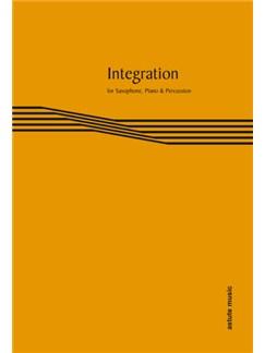 Jason Rebello: Integration Books | Soprano Saxophone, Piano, Percussion