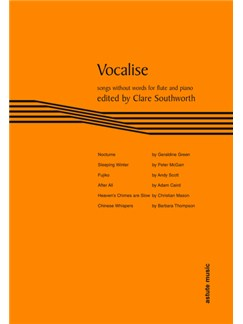 Vocalise: For Flute And Piano Books | Flute, Piano Accompaniment