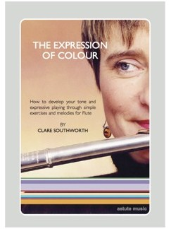 Clare Southworth: The Expression of Colour Books | Flute