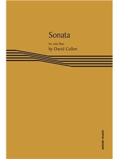 David Cullen: Sonata Books | Flute