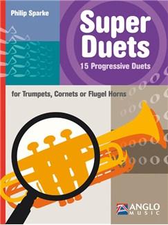 Philip Sparke: Super Duets - 2 Trumpets Books | Trumpet (Duet)